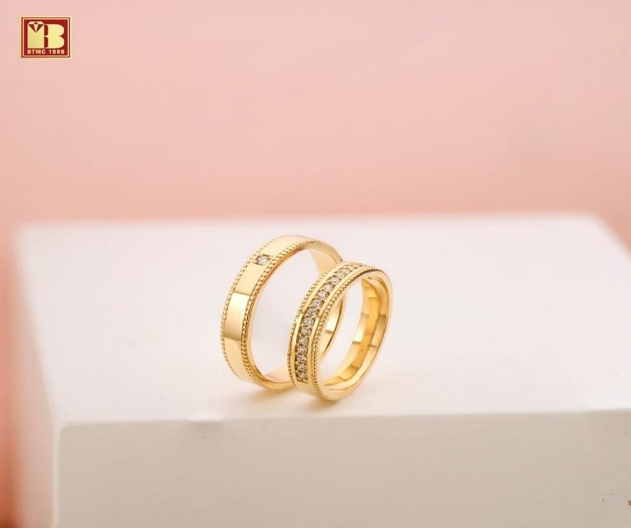 Đón đầu xu hướng nhẫn cưới đẹp nhất 2020 -2021 - 2