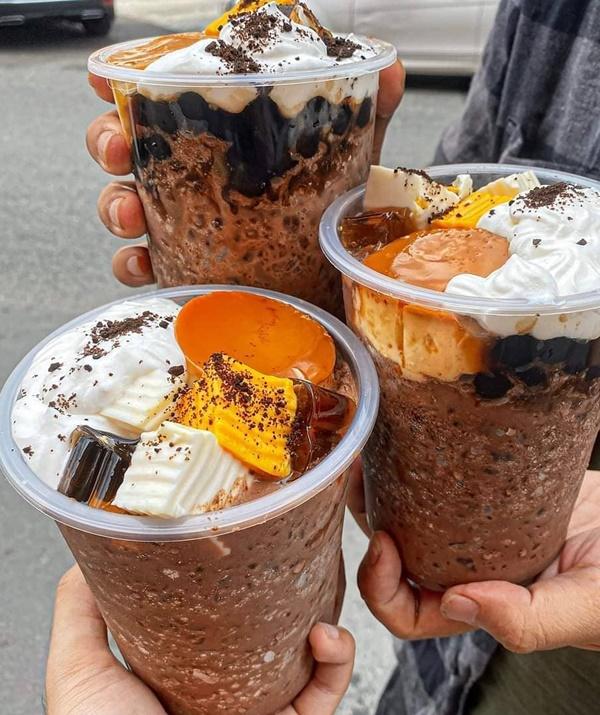 3 món nước đầy 'topping' đến ám ảnh ở Sài Gòn - Ngôi sao