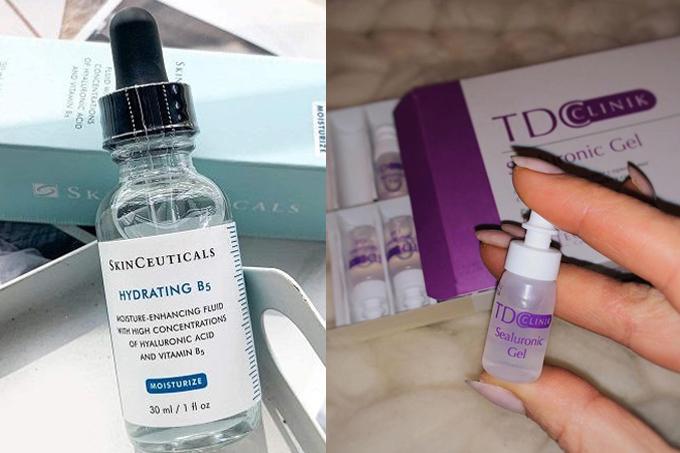 Hyaluronic Acid (HA) giúp da luôn ngậm nước, hết khô nẻ và ngăn ngừa lão hoá hiệu quả.