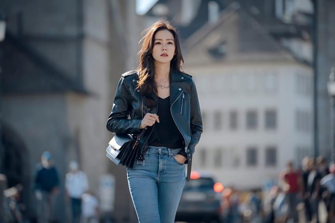 Son Ye Jin đóng chính phim Hạ cánh nơi anh.