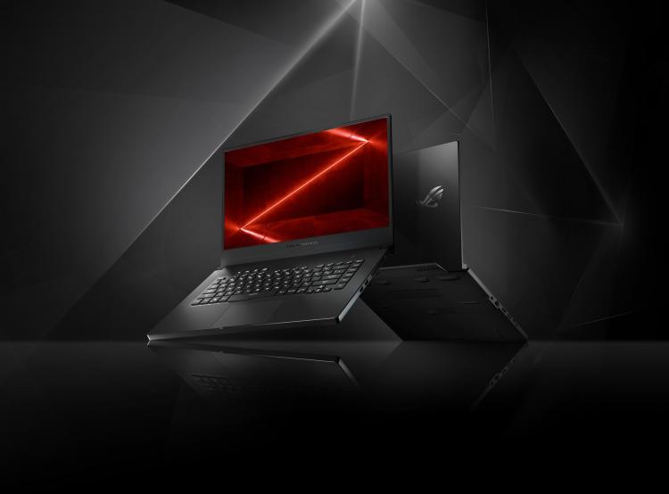 Zephyrus G15 laptop gaming mỏng.