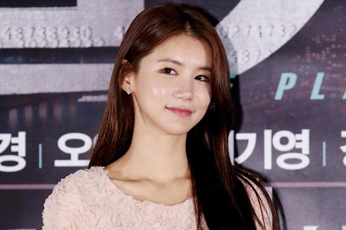 Nữ diễn viên Oh In Hye.