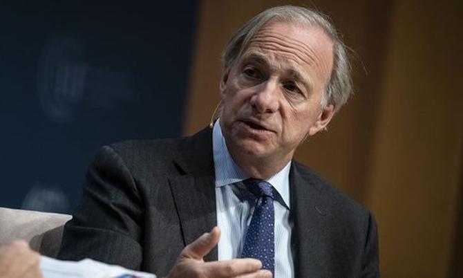 Tỷ phú đầu tư Mỹ Ray Dalio. Ảnh: Bloomberg.