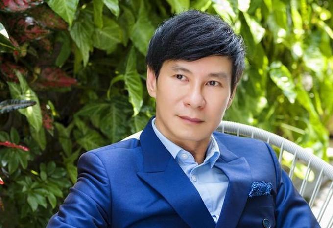 Đạo diễn - ca sĩ Lý Hải gửi lời chúc mừng bộ phim của các nhà làm phim trẻ.