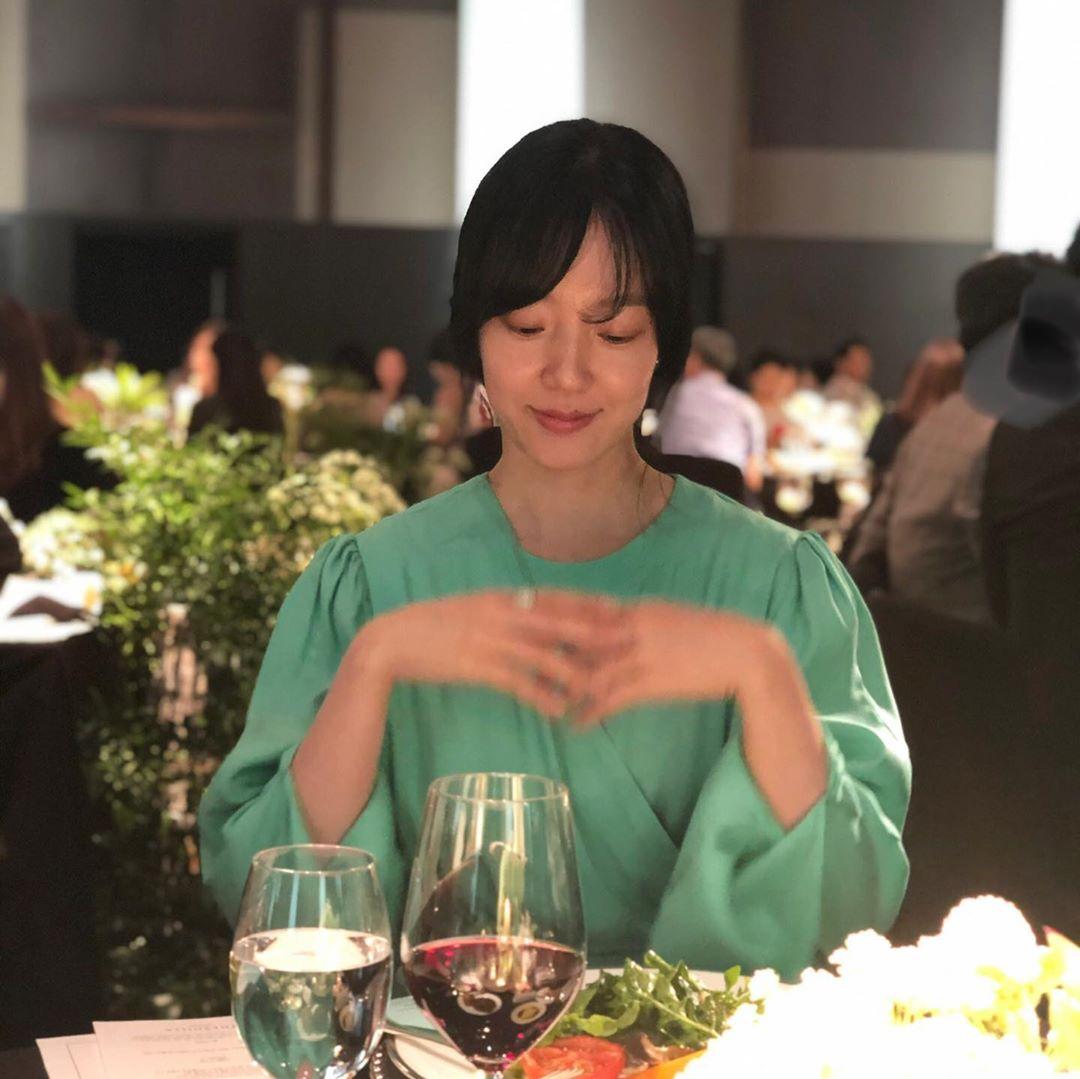 Soo Jung ăn chay để điều trị chứng dị ứng protein động vật.