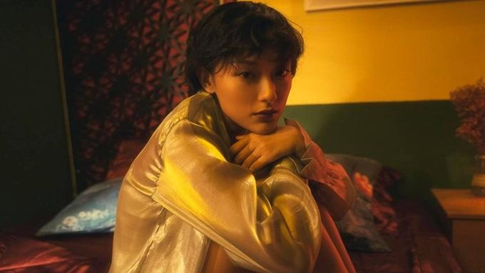 Bận công việc vào đúng ngày phim Ròm tổ chức sự kiện ra mắt, người mẫu Hồ Thu Anh (học trò Thanh Hằng tại The Face) vẫn thấy vui vì có cơ hội bỏ tiền mua vé vào rạp xem phim.