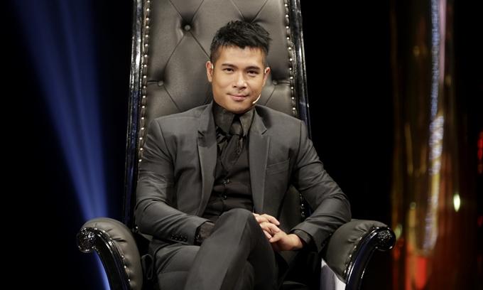 Trương Thế Vinh hẹn gặp Ròm tại sự kiện công chiếu phim.