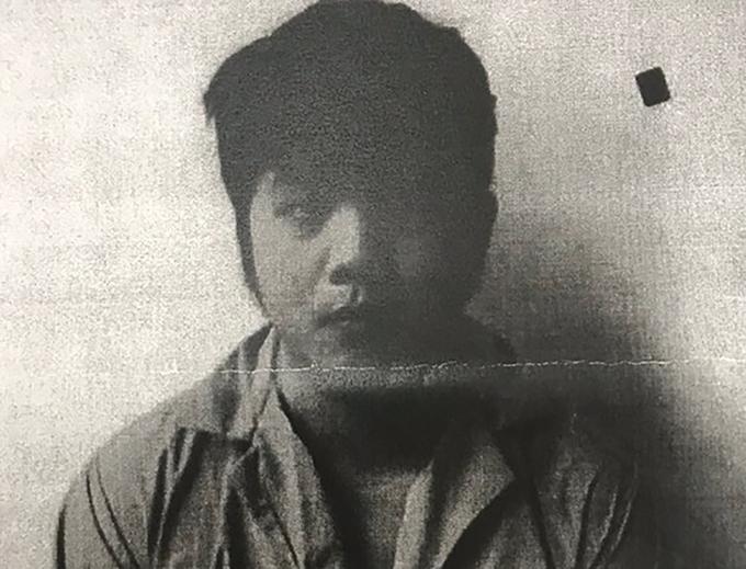Huang Ya Shan bị truy nã vì Hiếp dâm trẻ em. Ảnh: Công an cung cấp