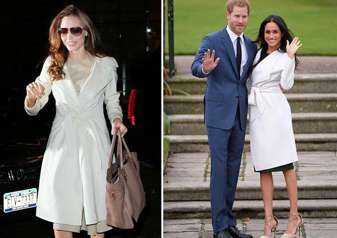7 lần Meghan Markle học hỏi phong cách Angelina Jolie - 4