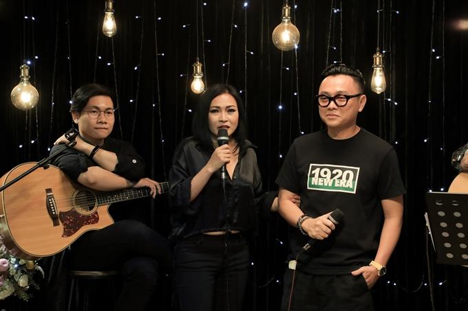 Sau hơn 20 năm, NTK Công Trí vẫn ghi nhớ ân tình ca sĩ Minh Thuận từng cưu mang anh thời sinh viên.