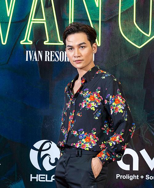 Ca sĩ Ali Hoàng Dương.