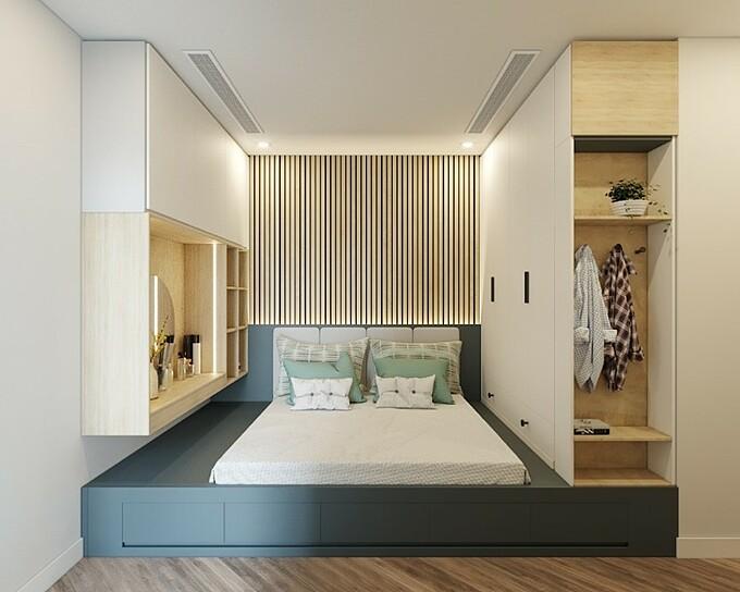 Lấy ánh sáng tự nhiên cho phòng ngủ là điều vô cùng cần thiết