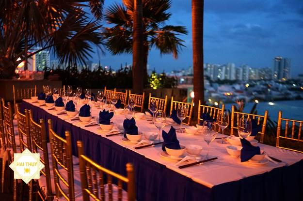 Hai Thụy Catering đáp ứng nhu cầu đặt tiệc buffet, tiệc truyền thống, tiệc chay cho những sự kiện gia đình, công ty, cơ quan.