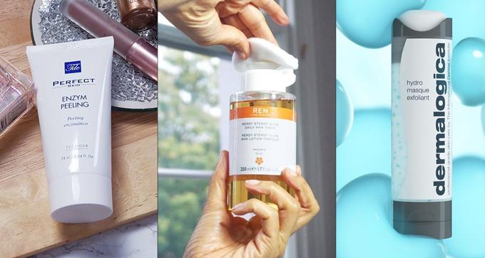 Hiện nay có nhiều kiểu tẩy da chết bao gồm vật lý, hóa học giúp làm sạch sâu, giảm thiểu bít tắc lỗ chân lông cho da.