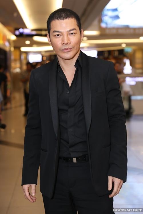 Diễn viên - nhà sản xuất Trần Bảo Sơn.