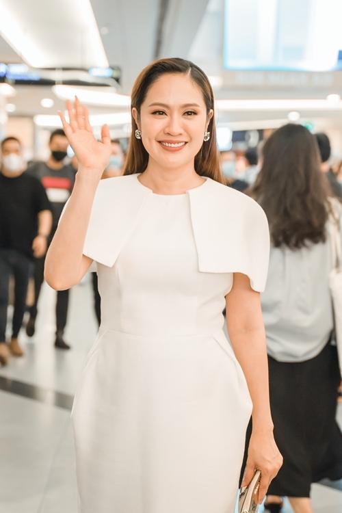 Diễn viên - nhà sản xuất Thanh Thúy.