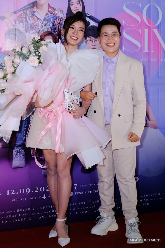 Vợ chồng Tú Tri và YunBin