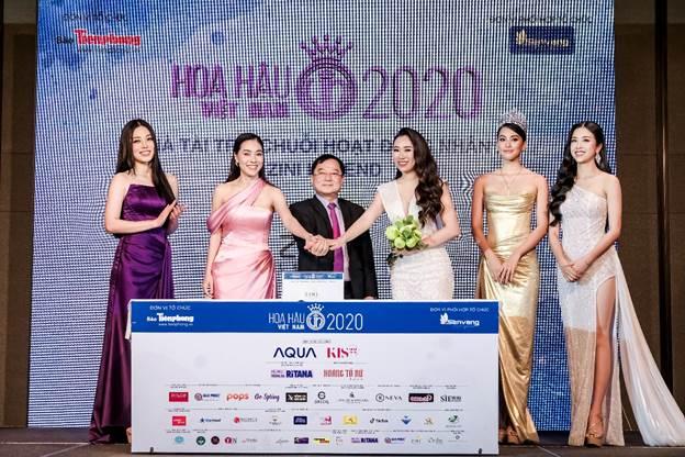 ZiNi Legend đồng hành cùng Đỗ Mỹ Linh, trở thành nhà tài trợ của chuỗi sự kiện nhân ái tại HHVN 2020 - 8