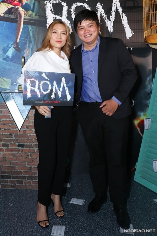 Ca sĩ Mỹ Tâm chờ đợi phim Ròm bởi từng xem phiên bản phim ngắn 16:30.