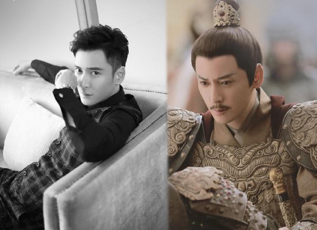 Năm 2020, tài tử ghi dấu thành công trong Trường An Nặc với vai Tiêu Thừa Duệ. Vẻ ngoài cương nghị, phong trần, Hàn Đống dễ dàng hóa thân vào vai một vị vua ở tuổi tam tuần.