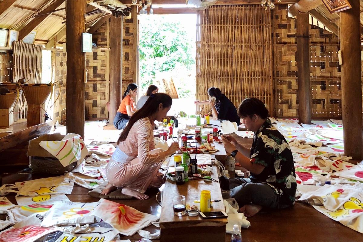 HHen Niê, Khánh Vân tổ chức trung thu ở Đắk Lắk - 14