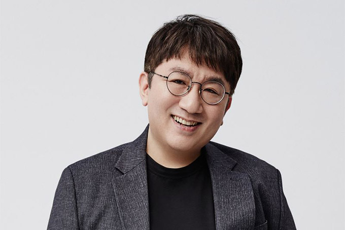 Bang Si-hyuk, nhà sáng lập Big Hit Entertainment. Ảnh: Big Hit Entertainment.