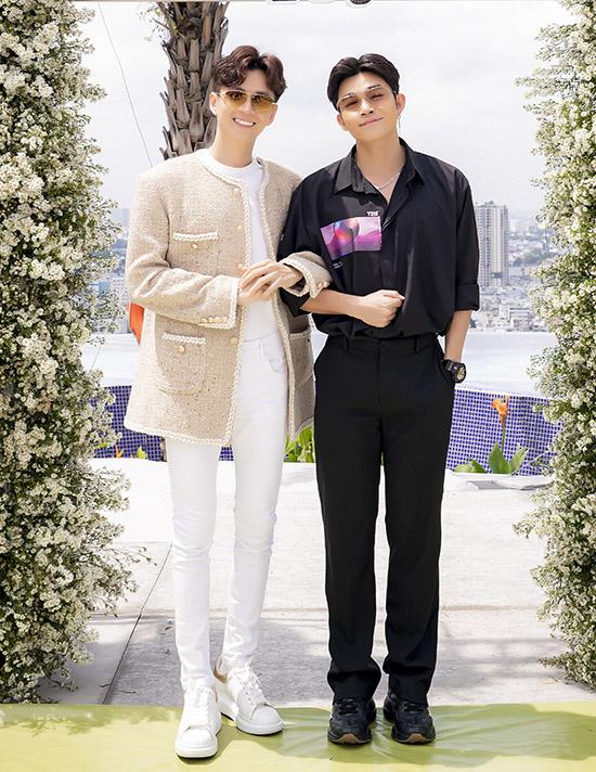 Jun Phạm chúc mừng Ngô Kiến Huy thực hiện một MV ballad chỉn chu, ấn tượng.