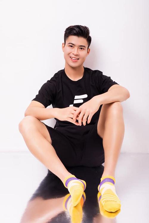 Duy Mạnh là một trong những gương mặt đắt show quảng cáo nhất trong làng bóng đá Việt Nam hiện nay. Ảnh: DM.