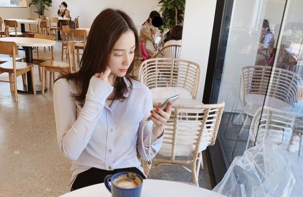 Son Tae Young, bà xã Kwon Sang Woo.