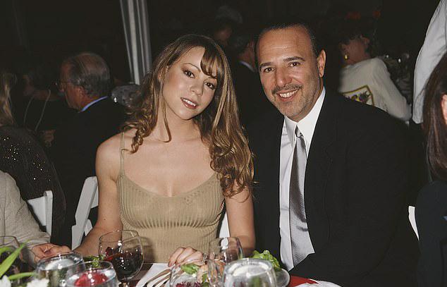 Cô gái trẻ Mariah Carey bị kìm kẹp trong cuộc hôn nhân với triệu phú - ông trùm làng nhạc.