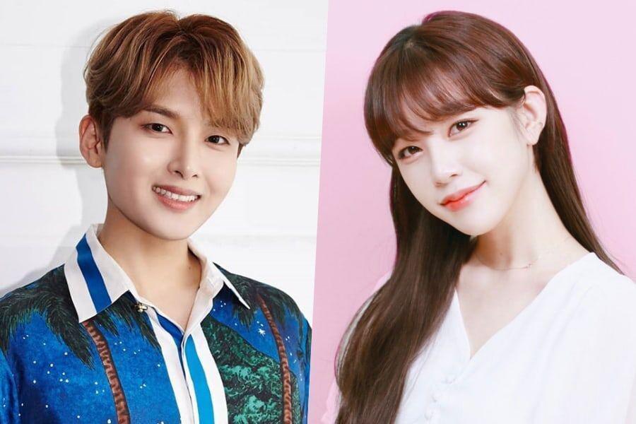 Sao Hàn Ryeowook và Ari công khai quan hệ tình cảm.