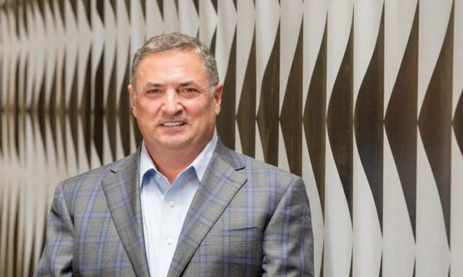 Ông Louis DiNardo, CEO của BrainChip. Ảnh: The market herald.