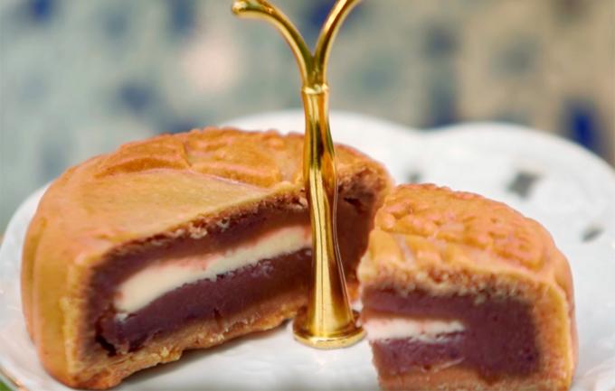 Đại sứ Mỹ làm bánh Trung thu từ nguyên liệu Tây - 1