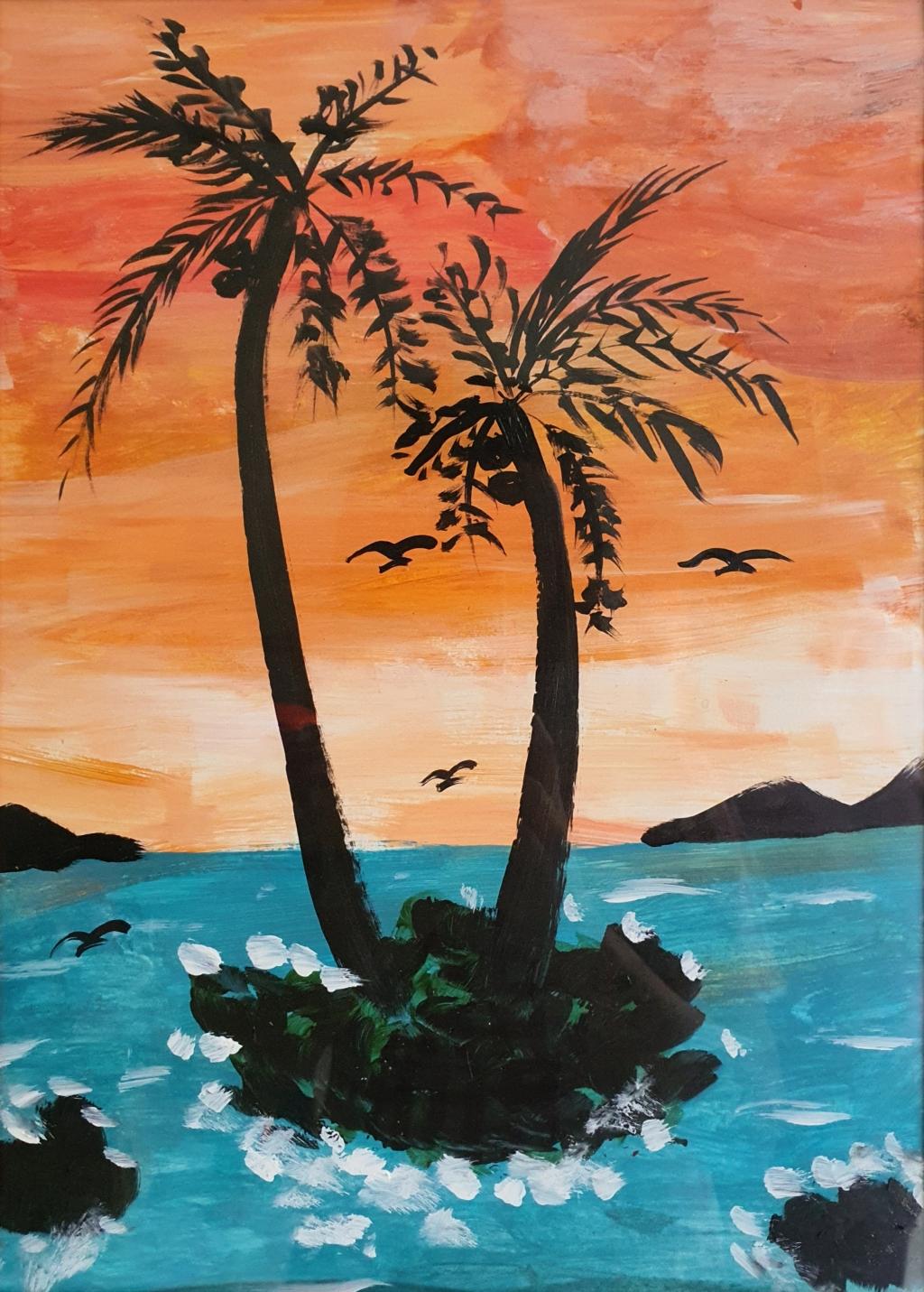 Cuộc sống bận rộn, khiến cho giây phút gia đình bên nhau trở nên quý giá, bỏ qua những cảnh sắc vốn dĩ rất đời. Cả nhà bé Bảo Hân (9 tuổi) ước mong có những giây phút bên nhau, bỏ qua bận rộn cuộc sống, thả hồn theo những hình ảnh bình dị của thiên nhiên với sóng biển, cây cối, cánh chim trời...