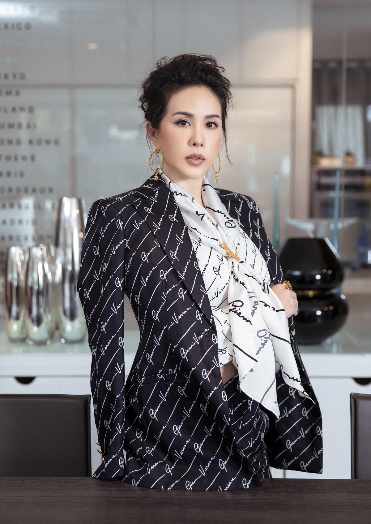 Hoa hậu Thu Hoài triển khai nhiều gói làm đẹp giá tiết kiệm, ủng hộ các cô dâu trong ngày trọng đại. Ảnh: Khơ Thị.