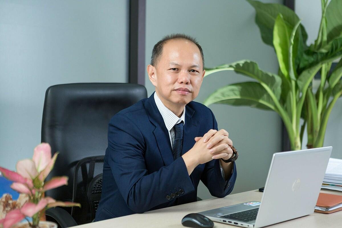 Ông Dennis Ng - Tổng giám đốc Gamuda Land Việt Nam. Ảnh: Gamuda Land.