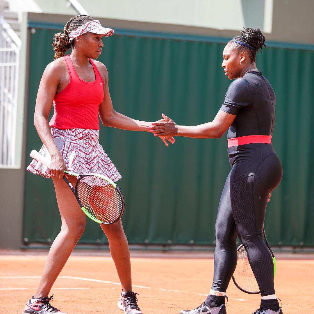 Chị em nhà Williams được xem là huyền thoại của của quần vợt nữ.