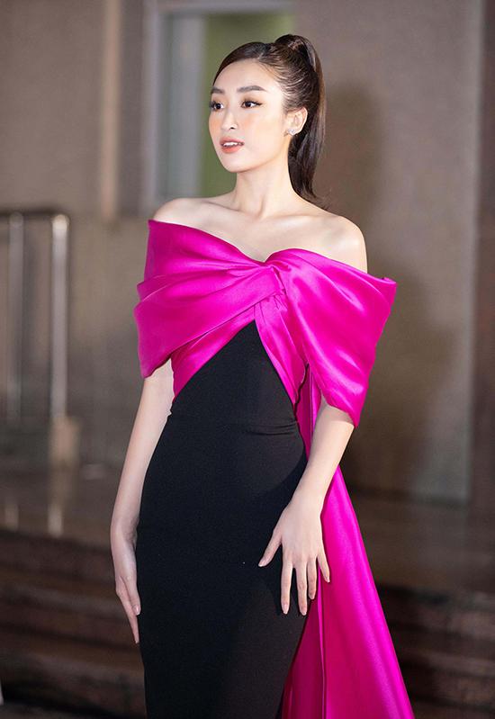 Đỗ Mỹ Linh bán kết Hoa hậu Việt Nam 2020 tối 10-10