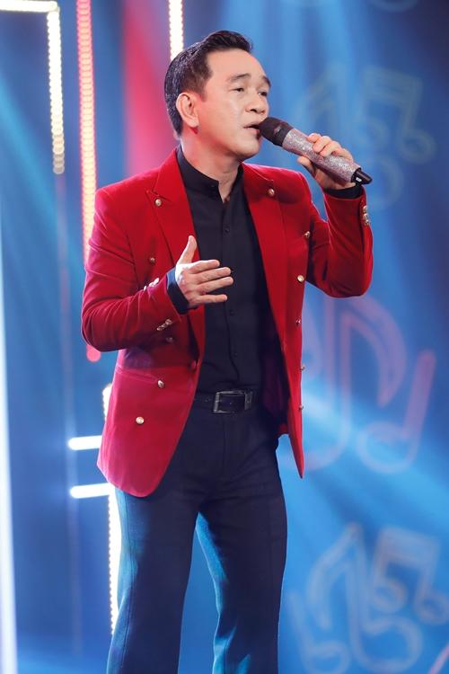 Ca sĩ Xuân Trường trở lại sân khấu ở tuổi trung niên.
