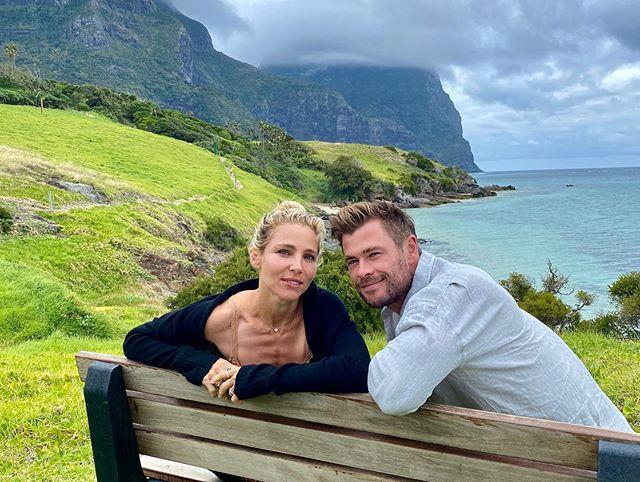 Chris Hemsworth: Trong mắt tôi chỉ có vợ - 2