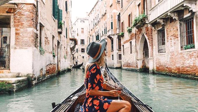 Italy đứng đầu danh sách các quốc gia du lịch hấp dẫn năm 2020.