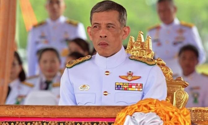 Quốc vương Thái Lan Maha Vajiralongkorn