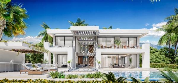 Năm ngoái, có tin C. Ronaldo bỏ ra 1,4 triệu bảng mua nhà ở Costa del Sol, Mabella - địa điểm nghỉ mát nổi tiếng miền nam Tây Ban Nha. Đây được coi là khu vực của những siêu sao vì rất nhiều người nổi tiếng sinh sống. Căn nhà có 4 phòng ngủ, trần cao hướng biển, có một sân golf riêng, phòng gym, bể bơi vô cực, phòng chiếu phim và đường lái xe vào nhà được thắp sáng bằng đèn led.