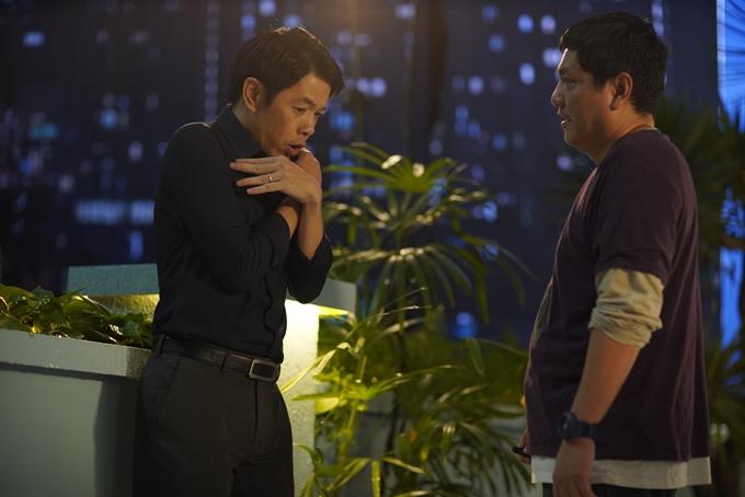 Cuộc đối thoại hao tổn nhiều tinh thần, sức lực của Đức Thịnh và Thái Hòa.