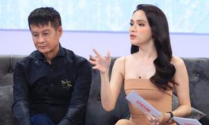 Lê Hoàng, Hương Giang tranh cãi gay gắt về chuyện ly hôn