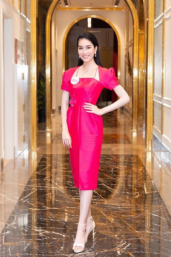 Bản sao Diễm My 9X vào chung kết Hoa hậu VN 2020 - 10
