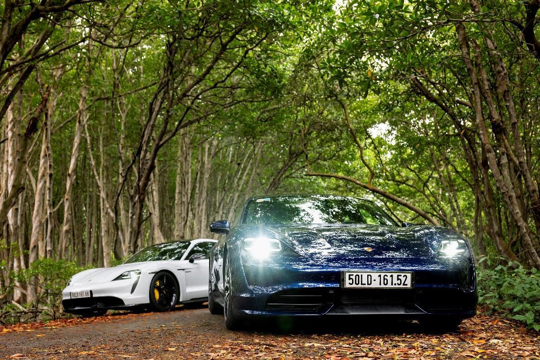 Cam kết về việc bảo vệ khí hậu và có trách nhiệm trong việc cắt giảm lượng khí thải gây hại cho môi trường, Taycan không chỉ là dòng xe thể thao thuần điện đại diện cho lối sống xanh mà còn là bước đầu trong chiến lược bền vững của Porsche.