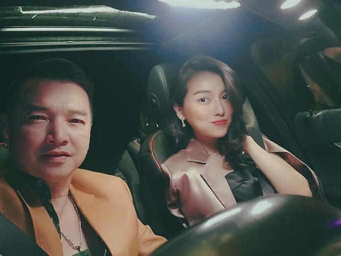 Nửa đầu tháng 10, nữ diễn viên Cao Thái Hà và nghệ sĩ hài Quang Minh liên tục xuất hiện cùng nhau trên trường quay phim Sugar Daddy và Sugar Baby.  Đây là dự án series chiếu trực tuyến về đề tài sugar daddy - sugar baby (quan hệ ngoại tình giữa đàn ông trung niên với bồ nhí đáng tuổi con gái).