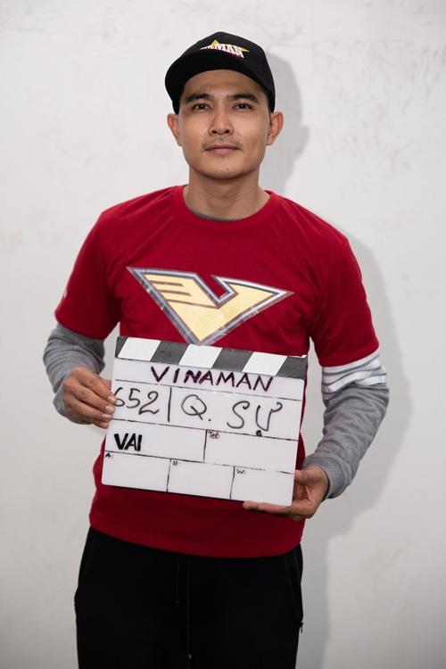 Diễn viên Quang Sự thể hiện độ chín trong dàn ứng viên cạnh tranh vai chính Vinaman.