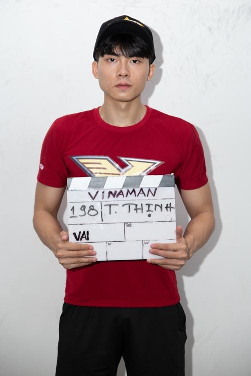 Ứng viên Phạm Thế Thịnh.